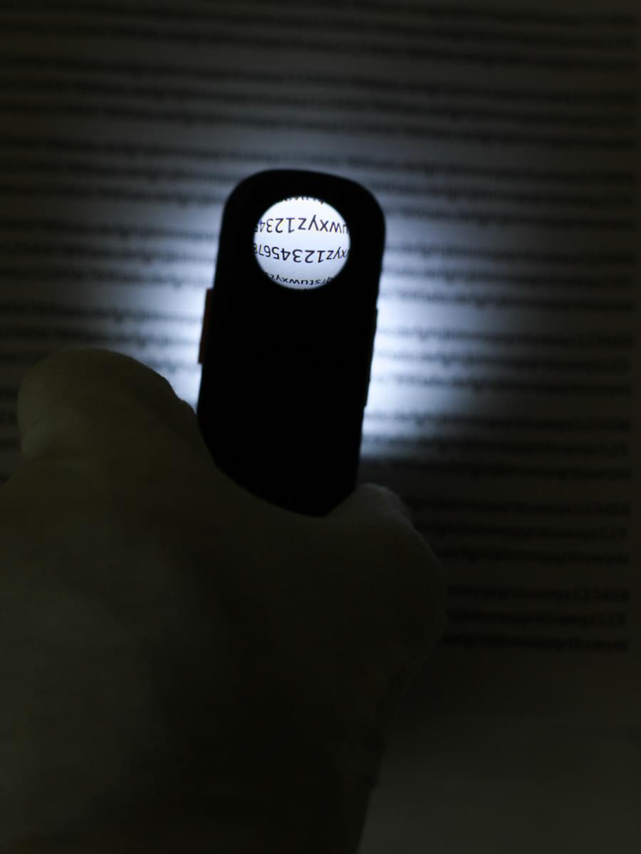 Лупа ручная MG21010