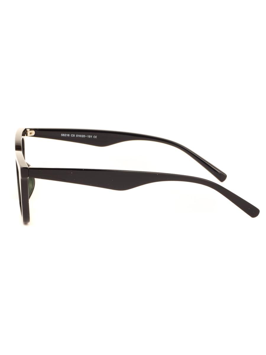 Солнцезащитные очки KAIZI 58216 Зеленые