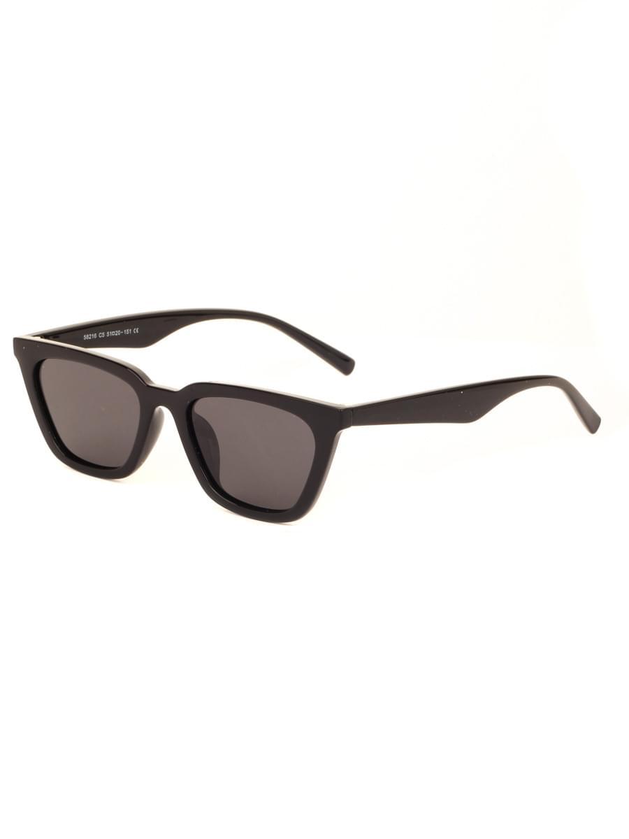 Солнцезащитные очки KAIZI 58216 Черные