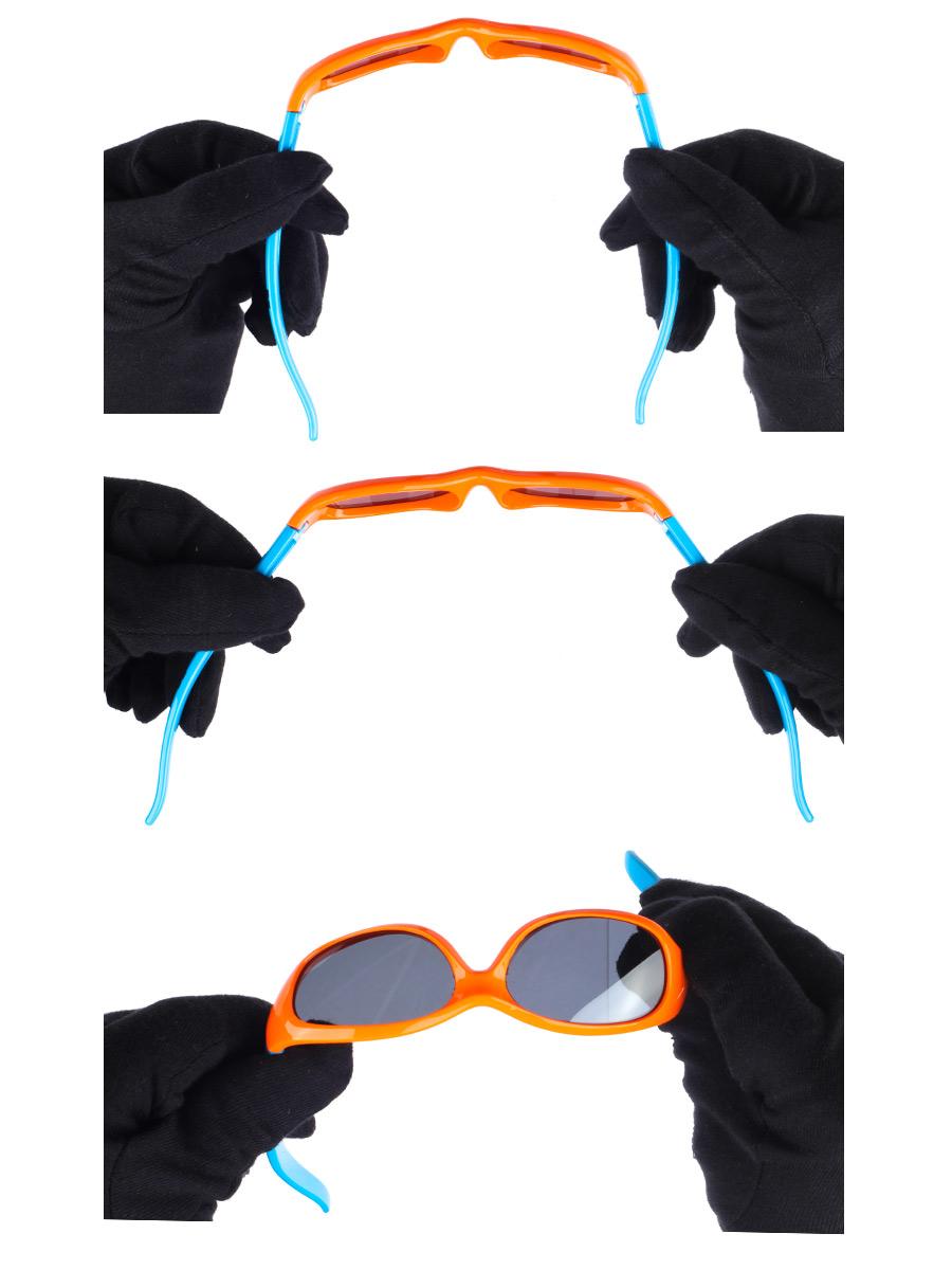 Солнцезащитные очки детские Keluona 1507 C3 линзы поляризационные