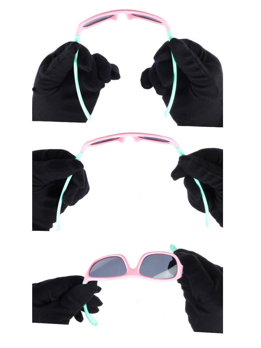 Солнцезащитные очки детские Keluona 1523 C6 линзы поляризационные