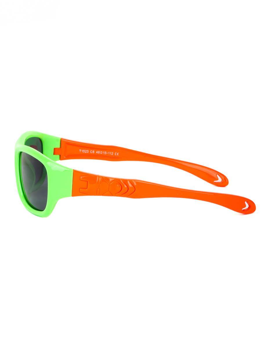 Солнцезащитные очки детские Keluona 1523 C8 линзы поляризационные