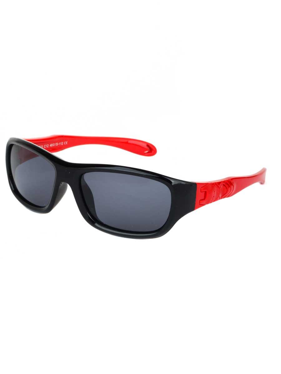 Солнцезащитные очки детские Keluona 1523 C12 линзы поляризационные