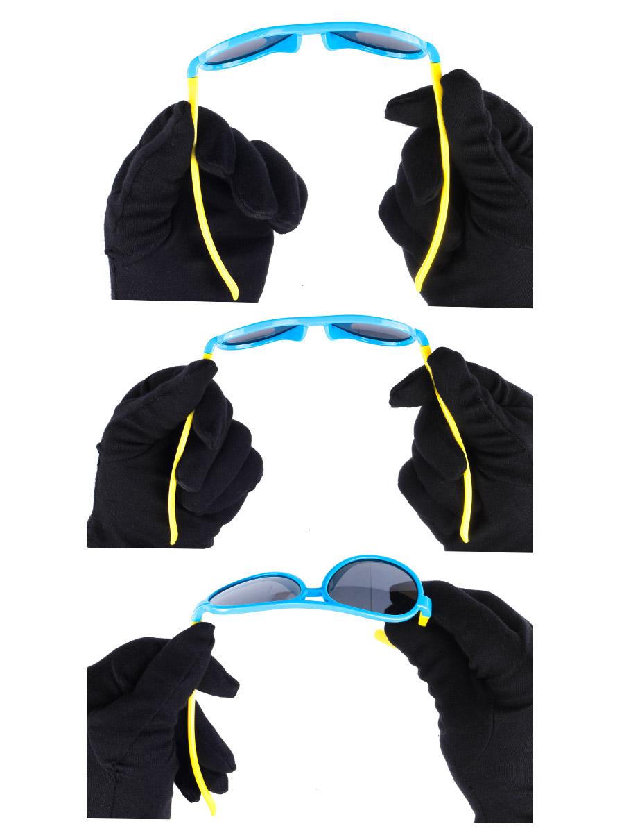 Солнцезащитные очки детские Keluona 1531 C9 линзы поляризационные