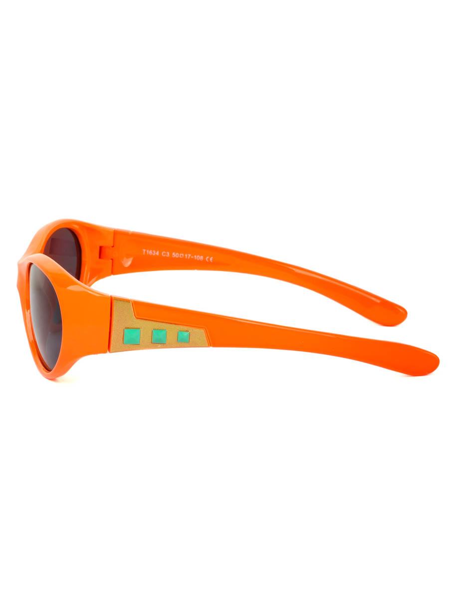 Солнцезащитные очки детские Keluona 1634 C3 линзы поляризационные