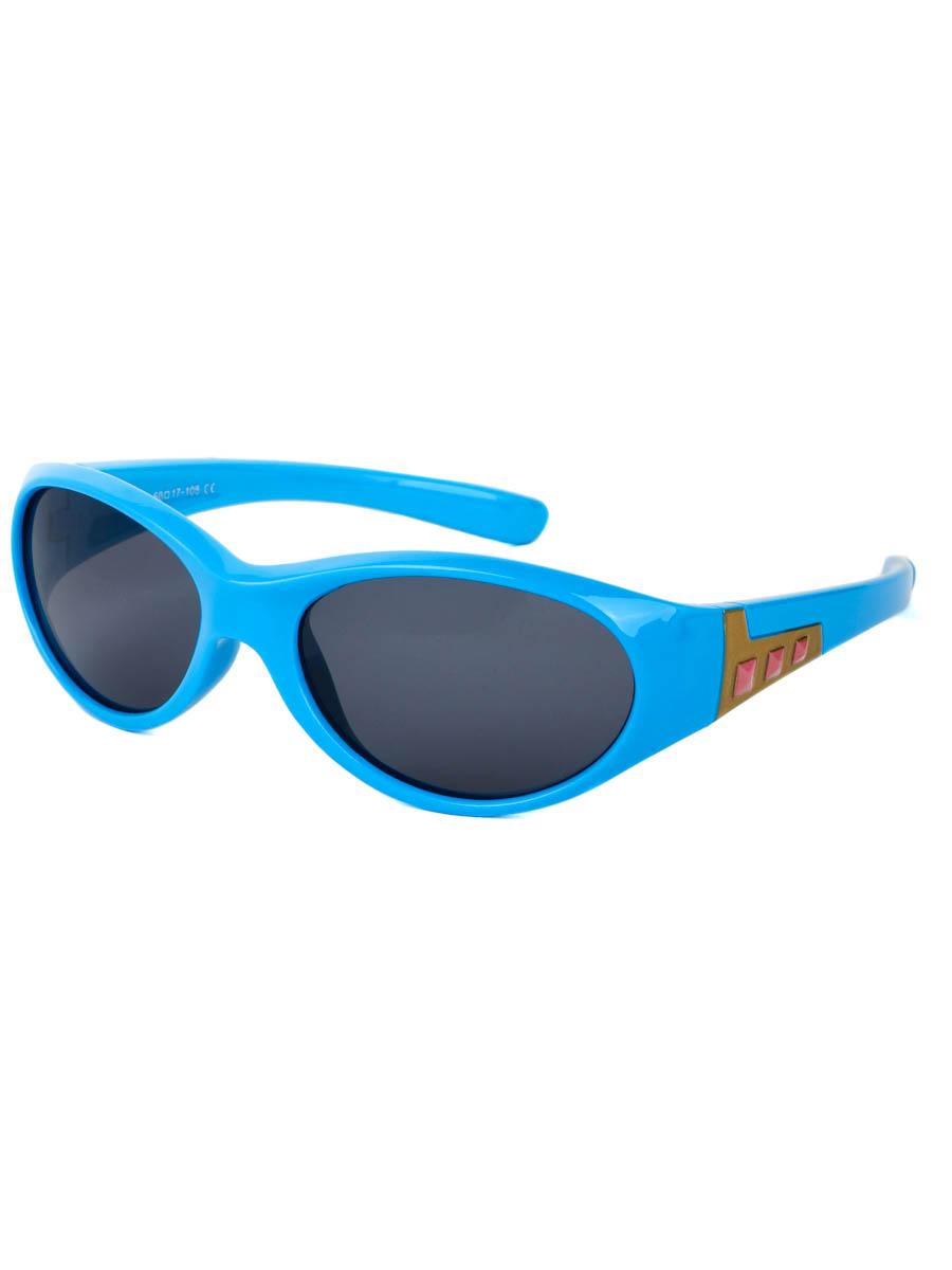 Солнцезащитные очки детские Keluona 1634 C9 линзы поляризационные