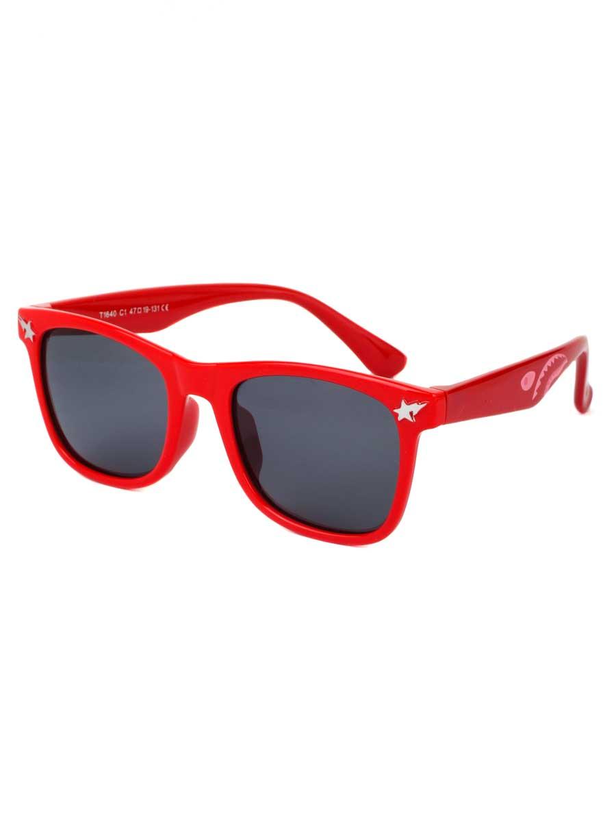 Солнцезащитные очки детские Keluona 1640 C1 линзы поляризационные