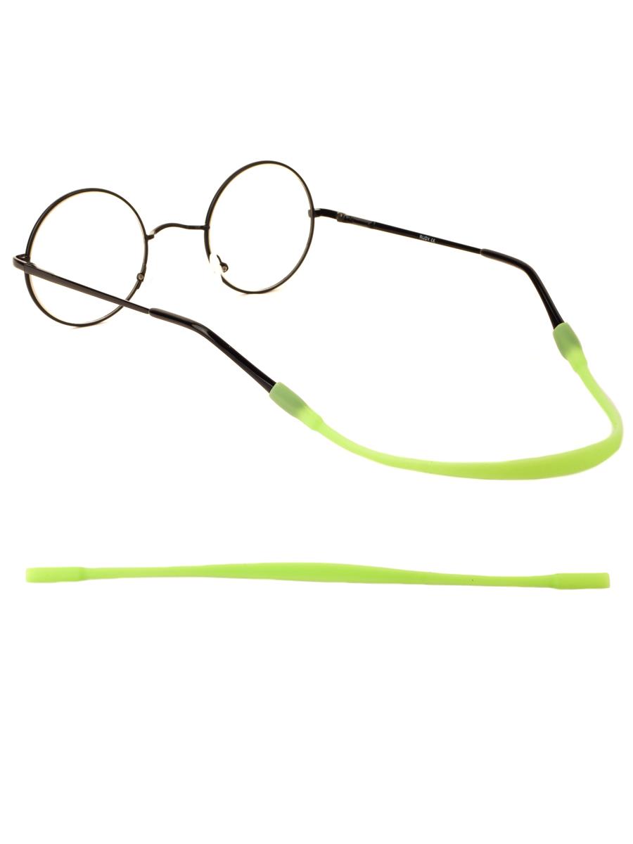 Шнурок силиконовый для очков №2 Зеленый