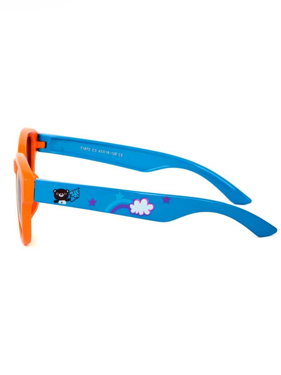 Солнцезащитные очки детские Keluona 1872 C3 линзы поляризационные