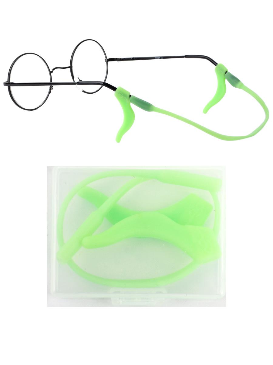 Стоппер силиконовый для очков №1 Зеленый