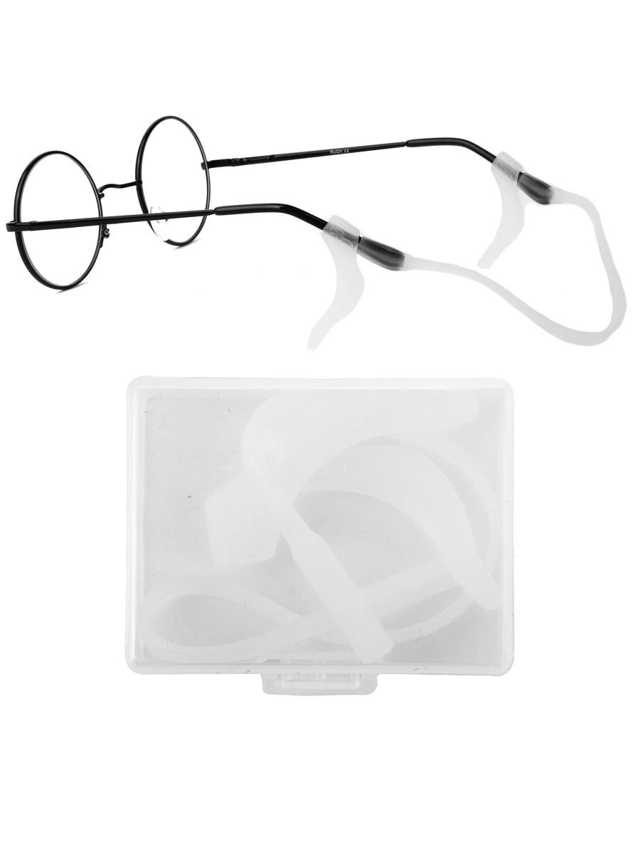 Стоппер силиконовый для очков №1 Белый