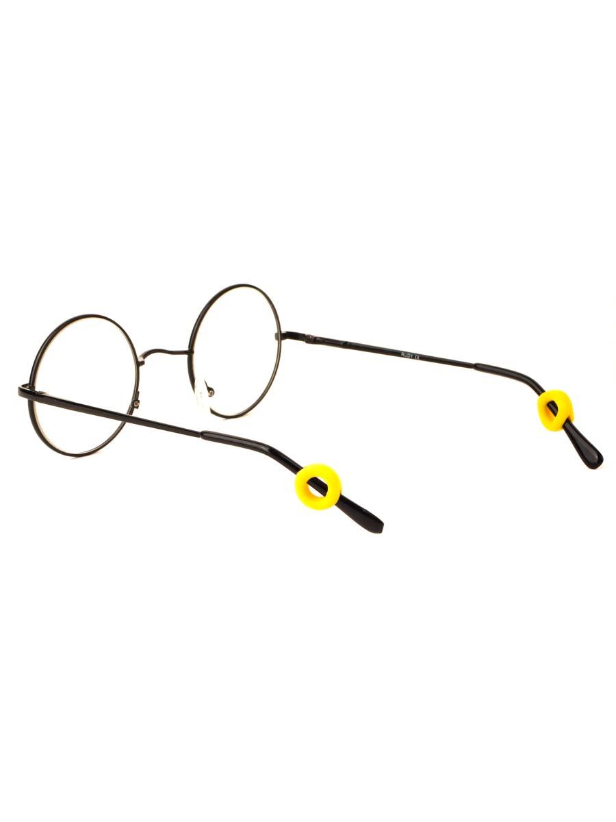 Стоппер силиконовый для очков №2 Желтый