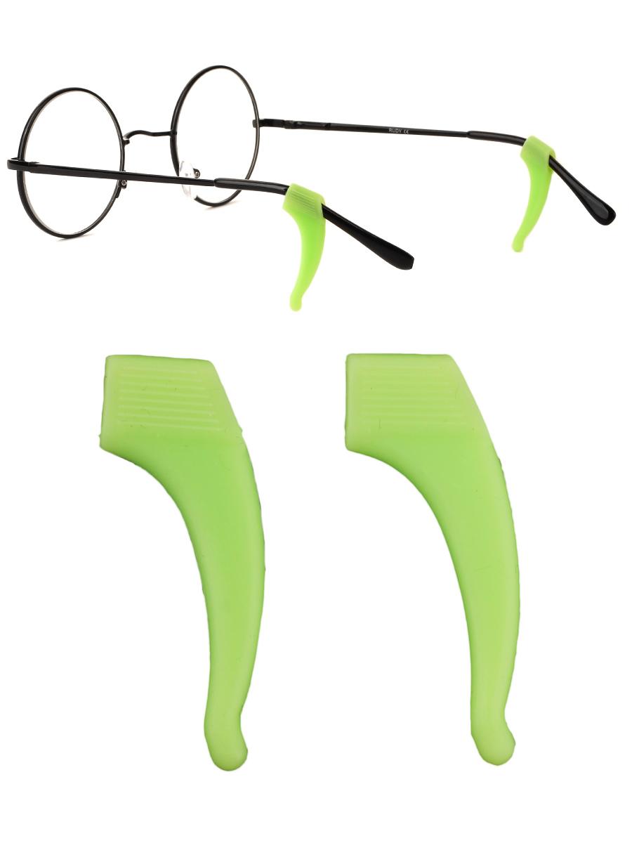 Стоппер силиконовый для очков №5  Зеленый