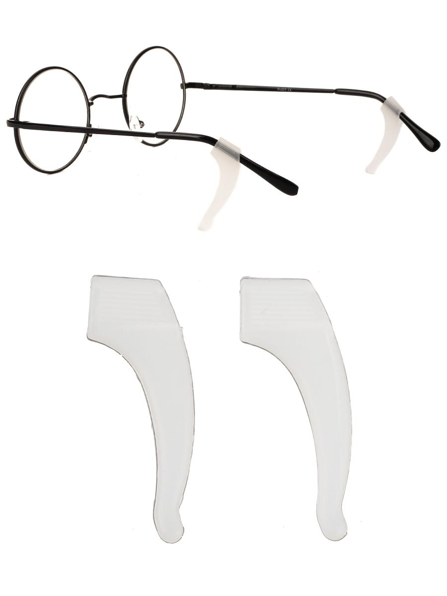 Стоппер силиконовый для очков №5 Белый
