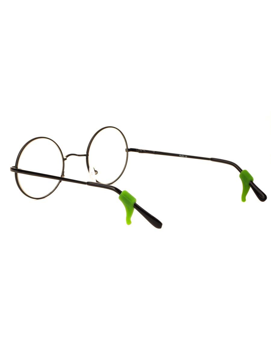 Стоппер силиконовый для очков №6  Зеленый