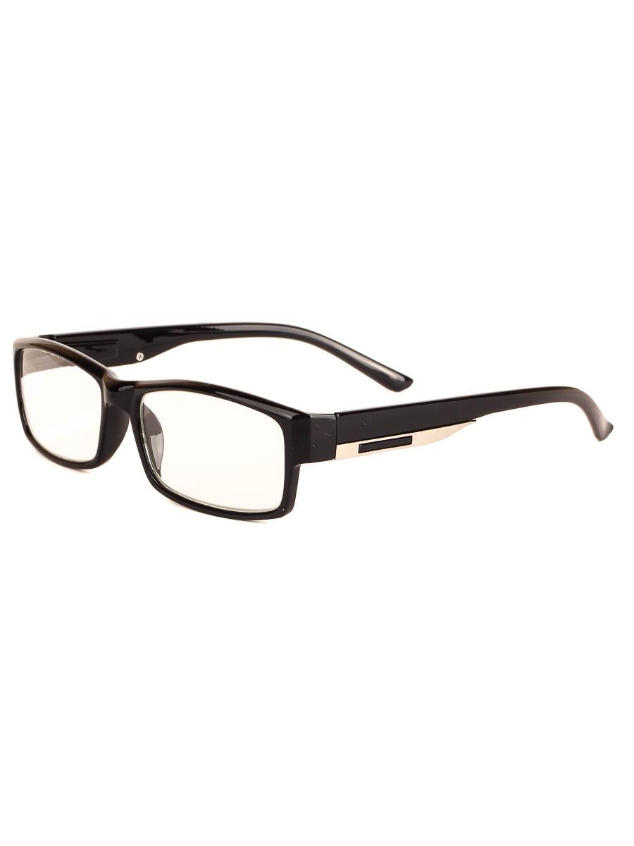 Готовые очки Восток 6613 Черные Фотохромные стеклянные, Не годен (-9.50)