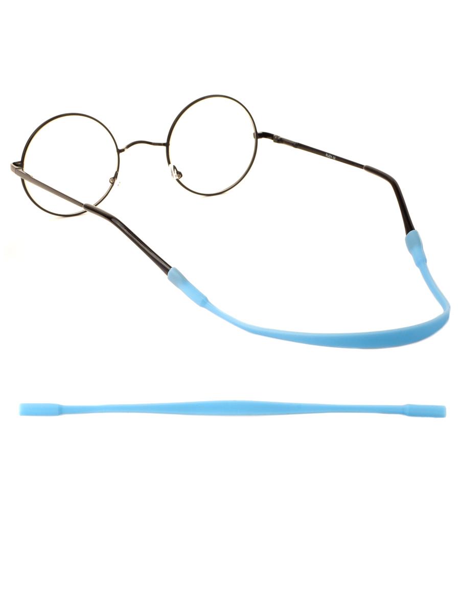 Шнурок силиконовый для очков №2 Синий